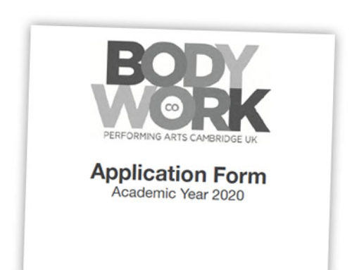 Applications for the Academic Year 2020
